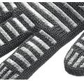 Mănușă Tenneker® pentru grătar, cu strat de acoperire din silicon, neagră