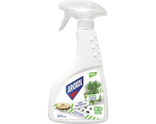 Lichid AROXOL Natura împotriva insectelor fără insecticid 400 ml