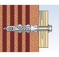 Dibluri plastic fără șurub Fischer UX 14x75 mm, 2 bucăți