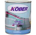 Vopsea mata Köber Opal verde 0,75 l
