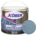 Email anticoroziv cu efect de lovitura de ciocan Köber hammer albastru luminos 2,5 l