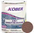 Email anticoroziv cu efect de lovitura de ciocan Köber hammer cupru 0,75 l
