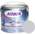 Email lucios anticoroziv 3 in 1 Köber argintiu 2,5 l