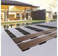 Substrat Multydeck 145 mm 54x39 cm pentru terasă WPC/lemn