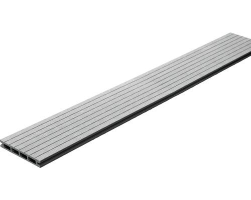 Profil terasa Konsta gri WPC 21x140x2500 mm