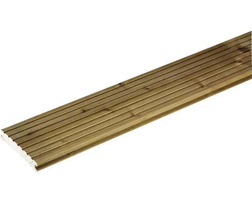 Lemn terasa 26x145x3000 mm pin maro