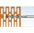 Dibluri plastic fara surub Tox Trika 14x75 mm, 20 bucati