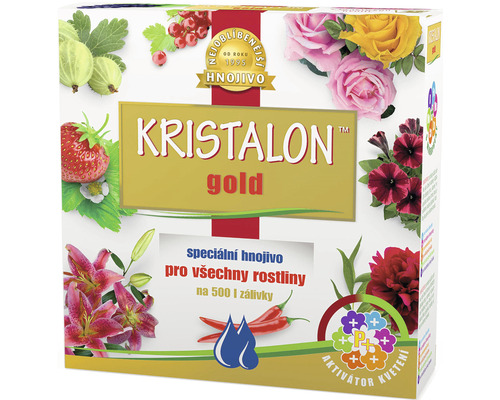 Ingrasamant Kristalon Gold universal 500 g