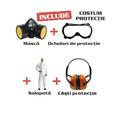 Atomizor Ruris A104 cu kit de protecție