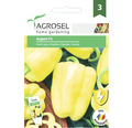 Seminte de ardei gras Agrosel Argent F1
