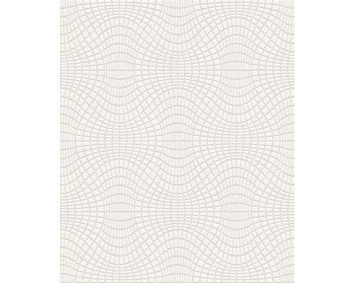 Tapet vlies 9483 Patent Decor, model grafic 3D, alb 10,05x0,53 m