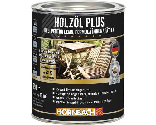 Ulei pentru lemn de tec Plus 750 ml