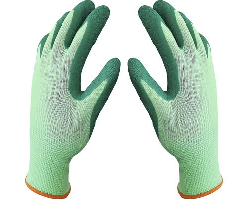 Manusi de gradina 8 verde