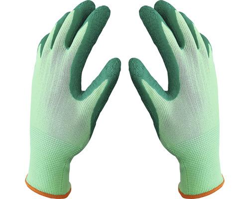 Manusi de gradina 7 verde