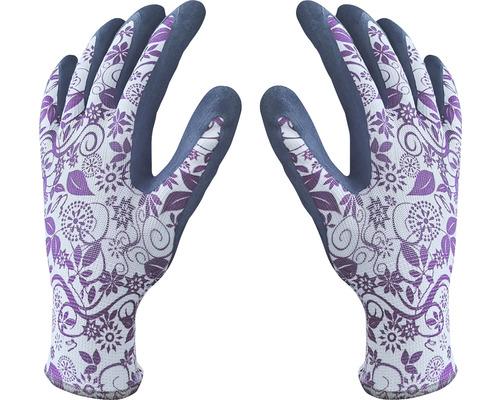 Manusi de gradina 10 violet