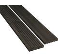Lemn terasă 28x145x3000 mm pin atracit