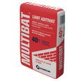 Liant aditivat Multibat pentru tencuiala si zidarie 40 kg