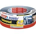 Banda pentru reparatii tesa extra Power Universal argintie 50 m x 50 mm