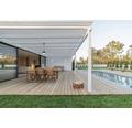Lemn terasă 26x145x3000 mm larice