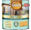 Lazură lucioasă pe bază de apă Sadolin Extra Plus 3 în 1 brad 2,5 l