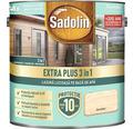 Lazură lucioasă pe bază de apă Sadolin Extra Plus 3 în 1 incoloră 5 l