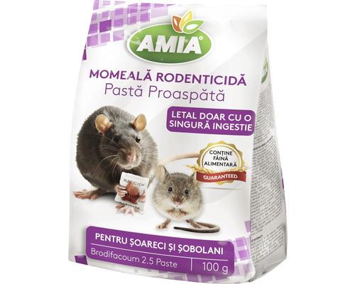 Momeală șoareci și șobolani pastă proaspătă Brody 100 g