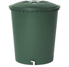 Butoi apă de ploaie rotund Garantia cu capac și cu robinet de scurgere 310 l