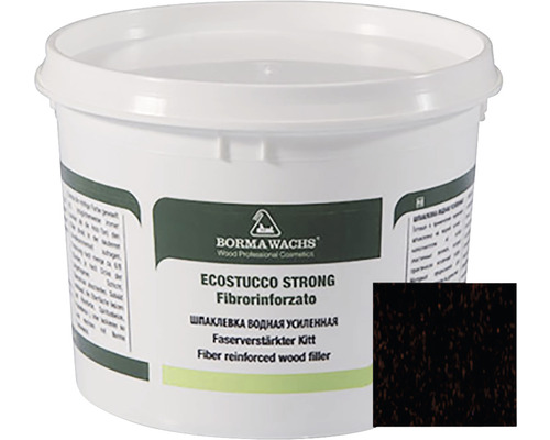 Chit pentru lemn Ecostucco wenge 500 g