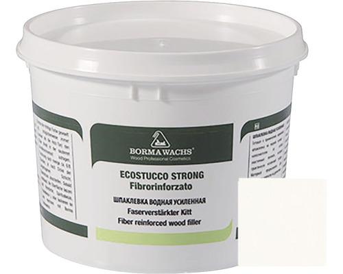 Chit pentru lemn Ecostucco alb 250 g
