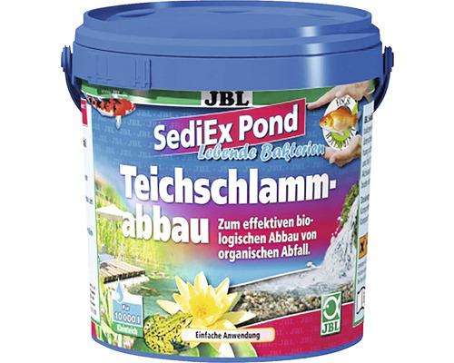 Soluție pentru descompunerea mâlului de iaz JBL SediEx Pond, 2,5 kg