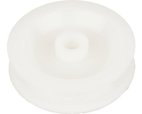 Rolă pentru frânghii Mamutec max. Ø10mm, din poliamidă