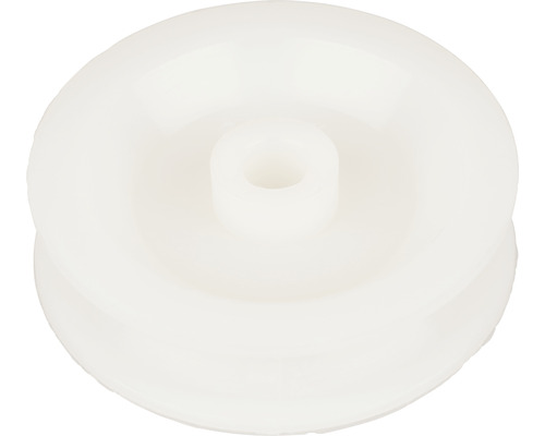 Rolă pentru frânghii Mamutec max. Ø6mm, din poliamidă
