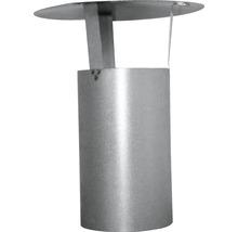 Element protecție pentru țeavă șemineu Bertrams Ø 120 mm aluminizat la cald