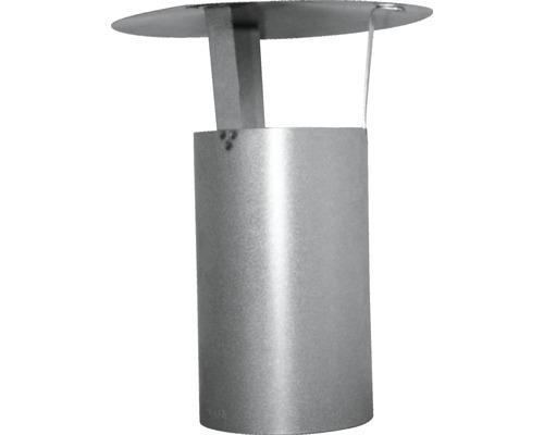 Element protectie pentru teava semineu Bertrams Ø 120 mm aluminizat la cald