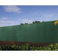 Profil U din PVC 1,5 m, verde