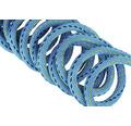 Cordelină poliester Mamutec Paraloc Ø8mm, 1200daN, albastru/galben/negru