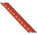 Cordelină polipropilenă Mamutec Paraloc Ø6mm, 600daN, roșu/albastru