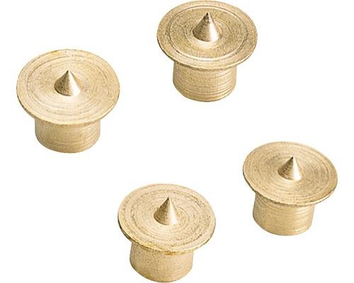 Punctatoare pentru dibluri lemn Wolfcraft Ø10 mm, 4 bucati