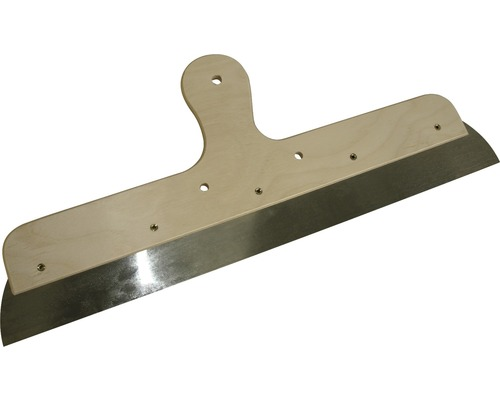 Spaclu lat Haromac 500mm, maner din lemn