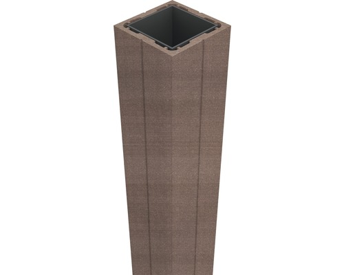 Stalp Sombra 9 x 9 x 190 cm, Tropical Brown