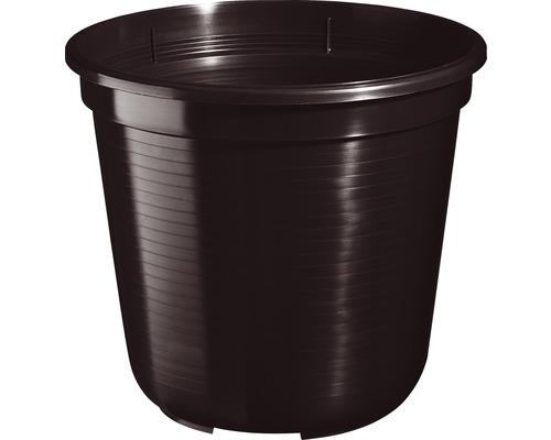 Ghiveci standard Ø 36cm, maro