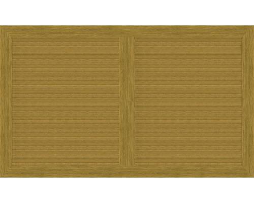 Element principal BasicLine tip W 150 x 90 cm, stejar noduros