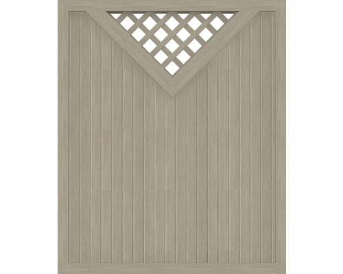 Element principal BasicLine tip B 150 x 180 cm, Sheffield Oak