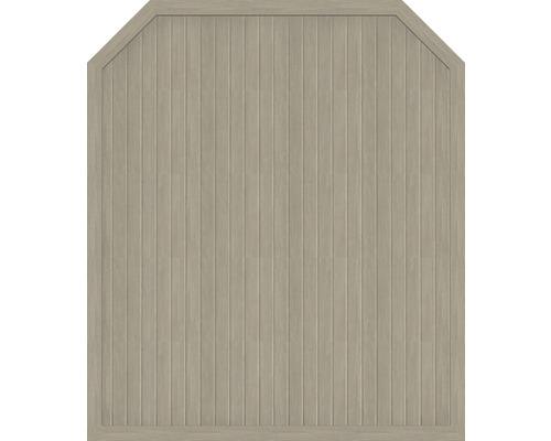 Element principal BasicLine tip J 180 x 210/180 cm, Sheffield Oak