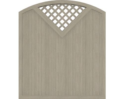 Element principal BasicLine tip G 180 x 205/180 cm, Sheffield Oak