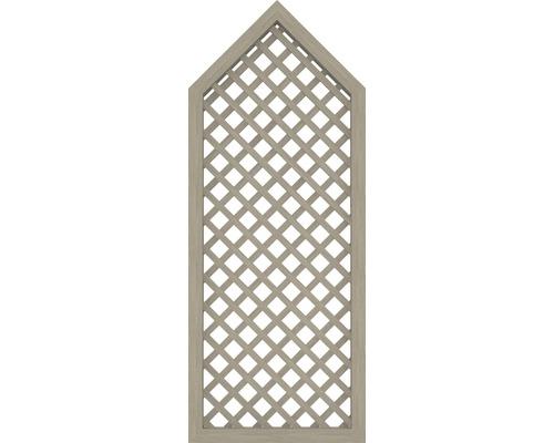 Element partial BasicLine tip P 90 x 215/180 cm, Sheffield Oak