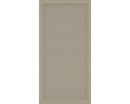 Element partial BasicLine tip T 90 x 180 cm, Sheffield Oak
