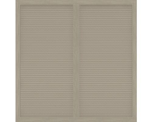 Element principal BasicLine tip S 180 x 180 cm, Sheffield Oak