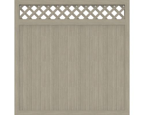 Element principal BasicLine tip C 180 x 180 cm, Sheffield Oak