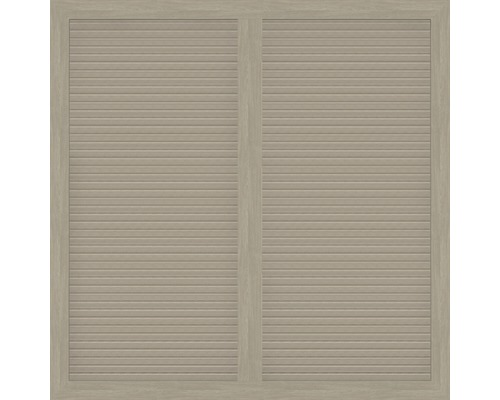 Element principal BasicLine tip U 150 x 150 cm, Sheffield Oak